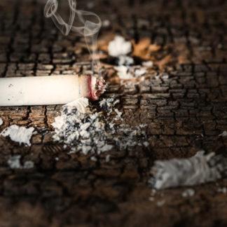 Запахи гари, пожара и табака